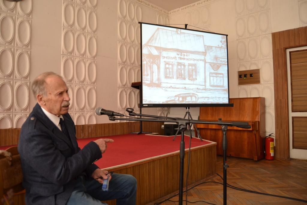 Встреча с художником-документалистом Владимиром Губенко «И снова бродим улочками Бреста…»