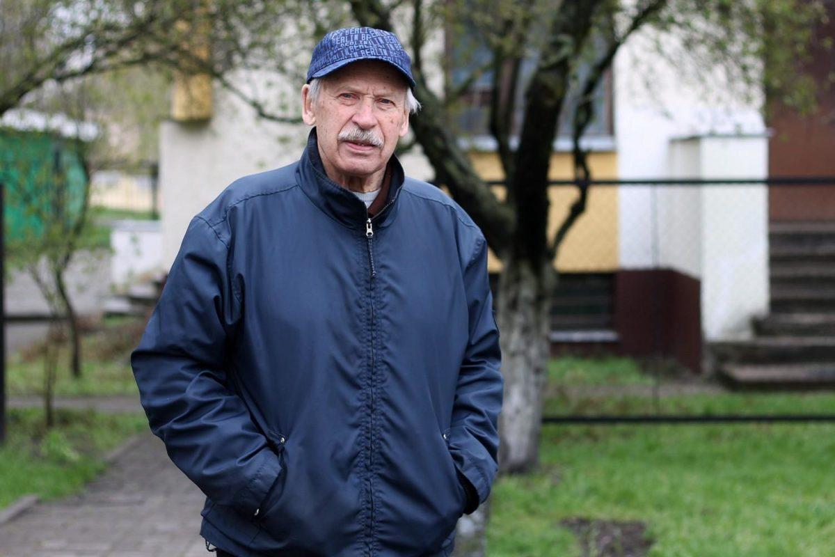 Владимир Губенко об улицах довоенного Бреста