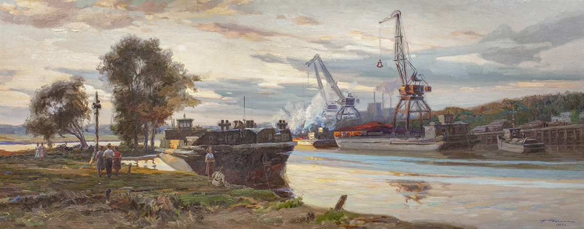 Исчезнувшая Соя и Брестский порт