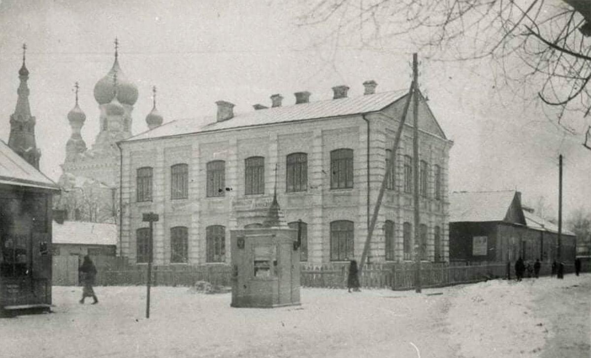 Брестская Русская гимназия
