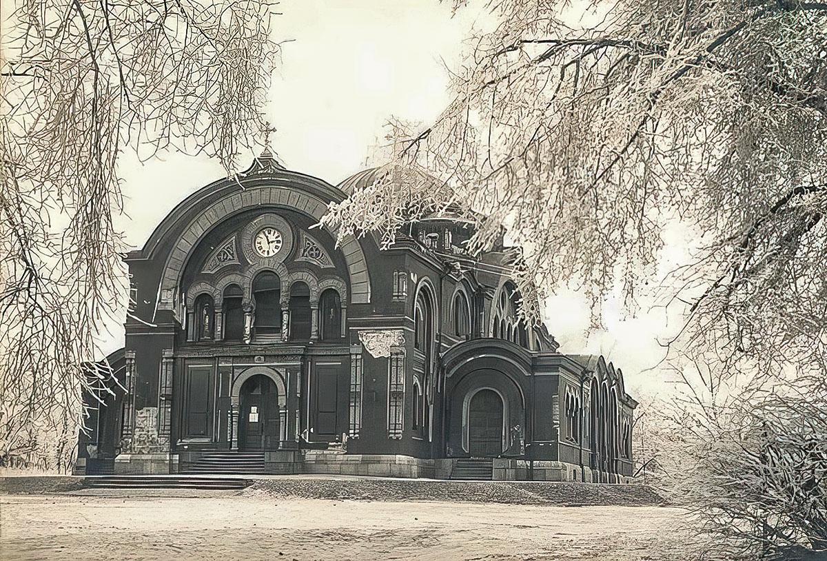 Свято-Николаевский гарнизонный собор