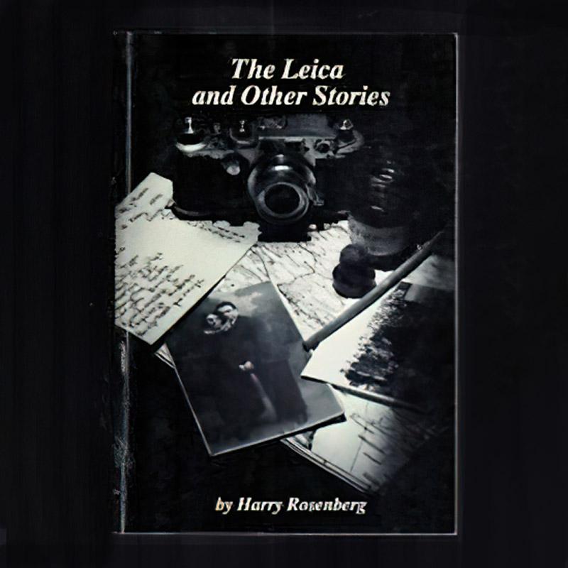 Удивительная история о «Лейке» брестского фотографа Арона Розенберга, рассказанная его сыном